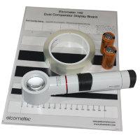 thiết bị đo độ bụi elcometer 142